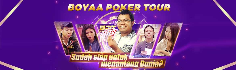 Ngoprek Episode 2 - Boyaa Poker Tour 2016