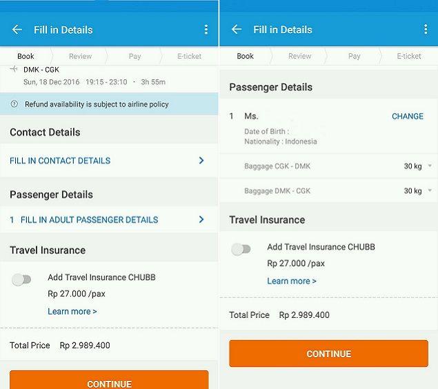 Daftar harga ticket pesawat domestik online dating 5