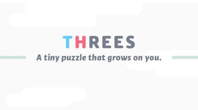 Menantangnya Threes!, Game Puzzle Terbaik!