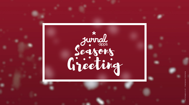 Season's Greetings & Happy New Year!