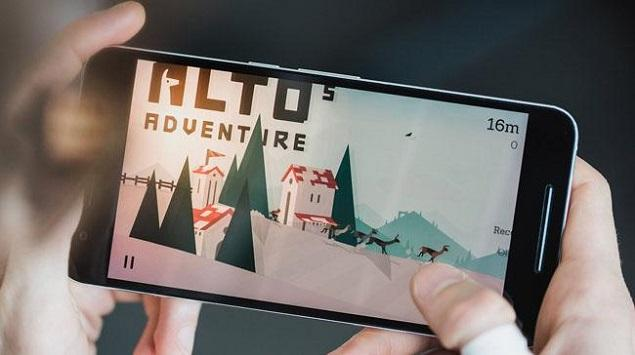 Pakai Snowboard, Tangkap Llama di Pegunungan lewat Alto's Adventure!