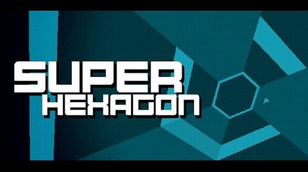 Game Minimalis tapi Bikin Nagih, Super Hexagon!