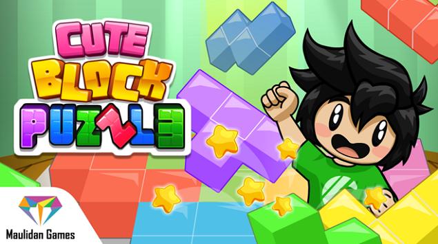 Lebih dari Sekedar Puzzle ala Tetris, Ini Cute Block Puzzle!