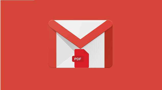 Inilah Cara Simpan Gmail dalam Format PDF