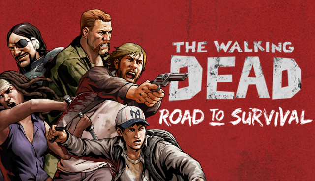 The Walking Dead: Road to Survival, Game Zombie Rasa Strategi
