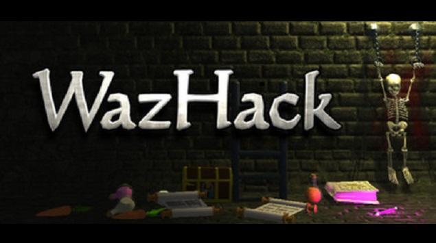 WazHack, Roguelike yang Berbeda dengan Lainnya
