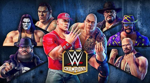 WWE: Champions, Puzzle yang Dilengkapi dengan Bantingan & Kuncian