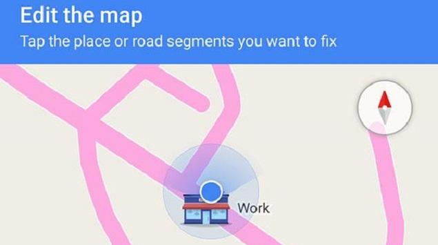 Berikan Pembaruan, Google Maps Mungkinkan Pengguna Mengedit Jalan