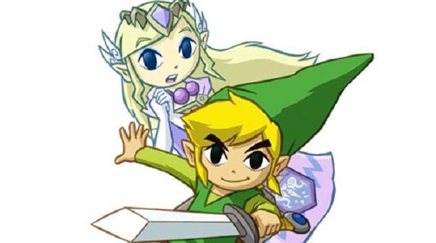 Nintendo Siapkan Legend of Zelda untuk Smartphone