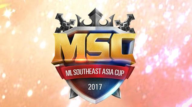 Final Piala Mobile Legends Asia Tenggara 2017: Indonesia
