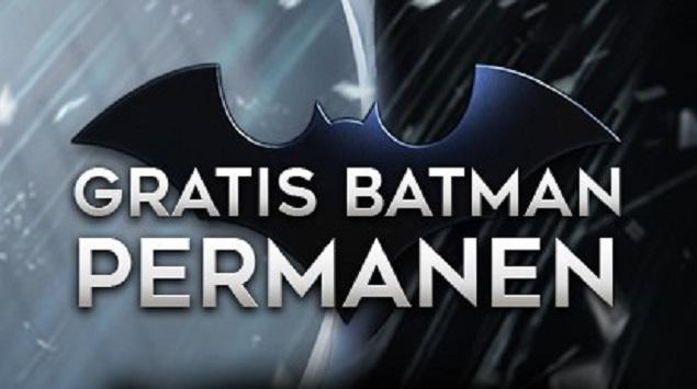 Dari Gotham City, Batman Hadir di Garena AOV secara Gratis!
