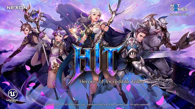 HIT, Hack & Slash RPG dengan Grafis Sangat Menawan