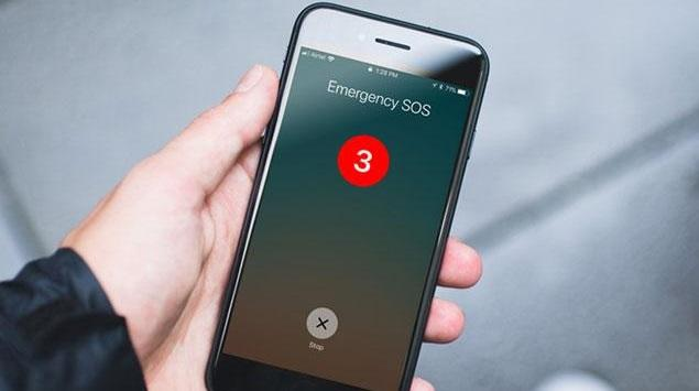 Emergency SOS di iOS 11 Permudah Cara Nonaktifkan Touch ID di Kondisi Darurat