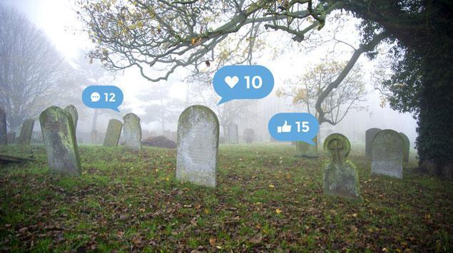 Sudah Meninggal, Tetap Eksis di Media Sosial! Bagaimana Caranya?