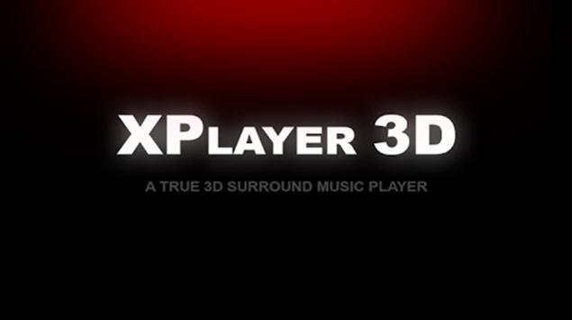 XPlayer 3D, Pemutar Musik Surround untuk Android-mu