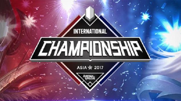 AOV International Championship: ASIA, Kompetisi Mobile eSport Terbesar Telah Tiba!