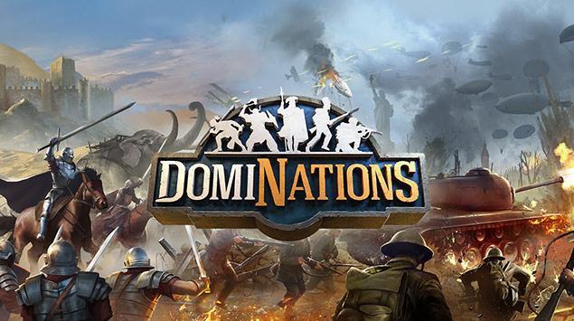 DomiNations, Perang Antar Peradaban Bergaya CoC