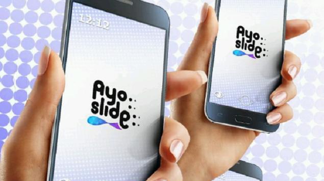 Ayoslide, Cara Meraup Untung dengan Menggunakan Smartphone