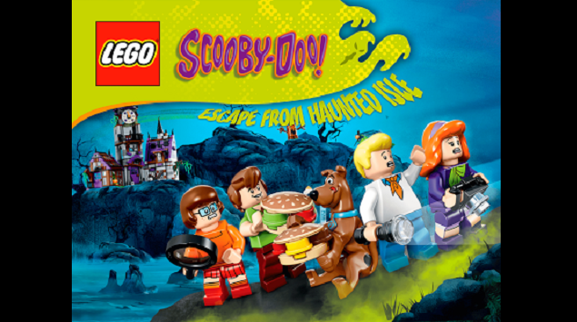 LEGO Scooby-Doo: Escape from Haunted Isle, Platformer yang 100% Gratis tanpa Embel-embel