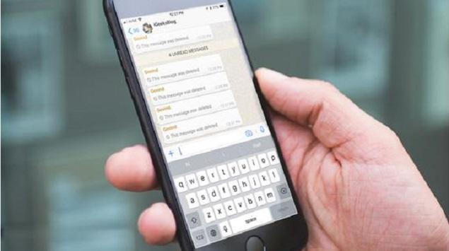 Cara Membatalkan Pengiriman Pesan WhatsApp tanpa Batasan 7 Menit