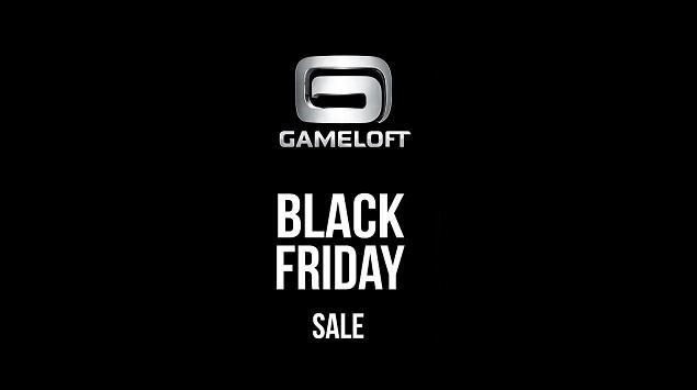 Penawaran Black Friday dari Gameloft!