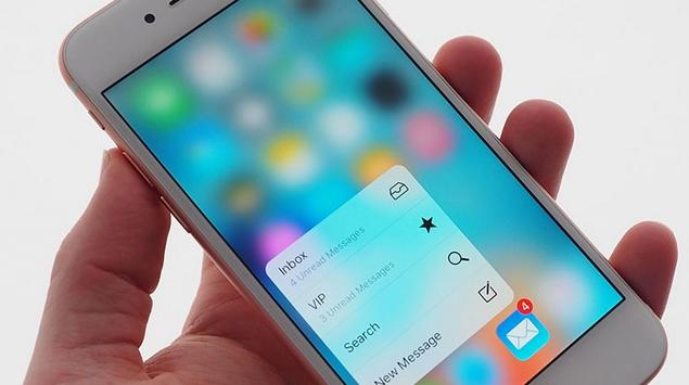 Tips & Trik Shortcut 3D Touch untuk iPhone