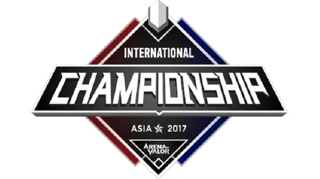 Turnamen Mobile MOBA Terbesar, AIC 2017, Dijuarai SMG dari Taiwan