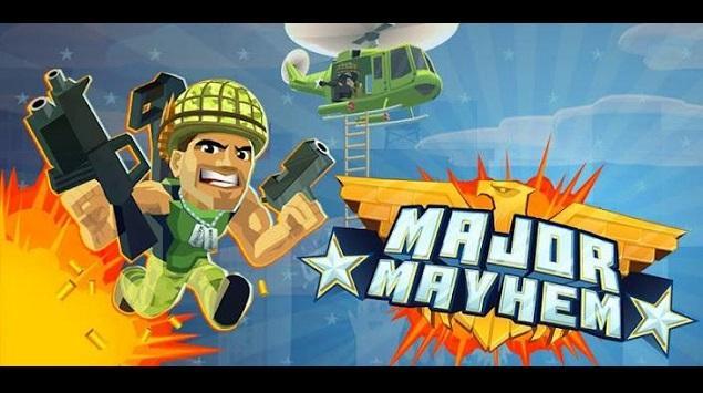 Serunya Mengikuti Pertempuran Major Mayhem Selamatkan Pacarnya