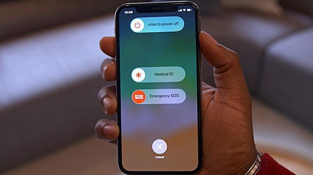 Hindari Panggilan Darurat yang Tak Disengaja di iPhone X, Bagaimana Caranya?