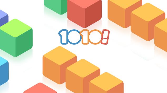 1010! Puzzle, Game Terbaik untuk Menghabiskan Waktu