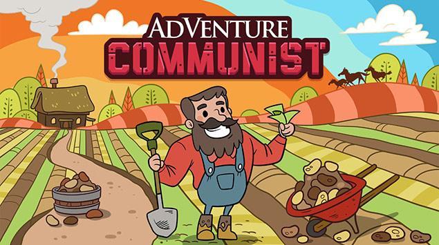AdVenture Communist, Saat Ajaran Karl Marx Hadir di Sakumu