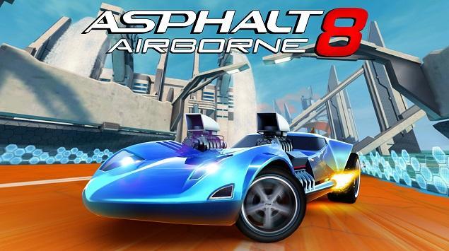 Di Asphalt 8: Airborne, Gameloft Luncurkan Seri Kejuaraan Hot Wheels
