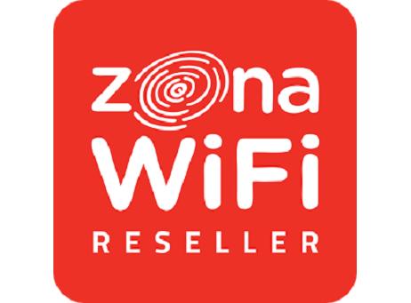 Zona WiFi Reseller, Apps Pertama Dari Zona WiFi