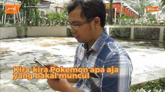 NGULIK Episode 1 Part 1 - 7 Tempat Hunting Pokemon