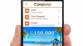 Mudahnya Booking Hotel & Tiket Pesawat dengan Pegipegi