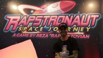 Rapstronaut: Space Journey, Impian si Gamers Ganteng