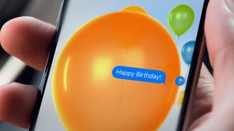 Keseruan Efek Baru iMessage di iOS 10