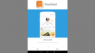 Sempat Rilis Terbatas, Readfeed adalah Klub Buku Online di Android
