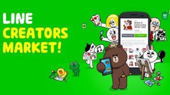 LINE Creator's Market, Ladang Bisnis Terbaru