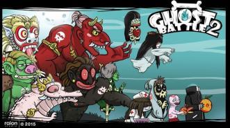 Ghost Battle 2, Serunya Pertarungan Antar Hantu