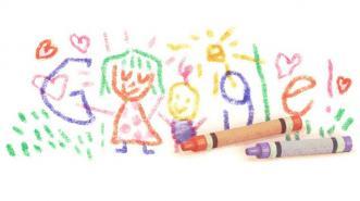 Rayakan Hari Ibu, Google Tampilkan Doodle Alas Kaki