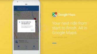 Kini, Bisa Pesan Uber Lewat Google Maps