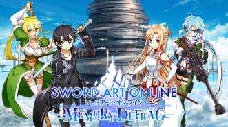 Sword Art Online Memory Defrag, Game Wajib Bagi Pecinta Anime-nya