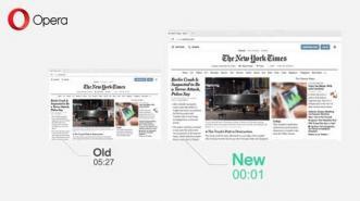 Opera 43 Tawarkan Berselancar Online dengan Lebih Cepat