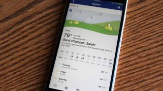 Facebook Luncurkan Fitur Informasi Cuaca