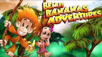Asyik dan Unik, Berayun seperti Tarzan di Benji Bananas!