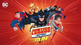 Justice League Action Run, Infinite Run ala Superhero
