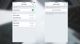 Twitter Hadirkan Pengelolaan Ruang Penyimpanan pada iOS