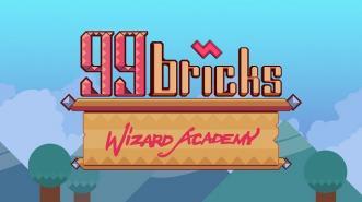 Lucunya Tetris Campur Fisika di 99 Bricks Wizard Academy