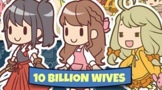 10 Billion Wives, Begini Rasanya Memiliki Milyaran Cinta di Idle Game